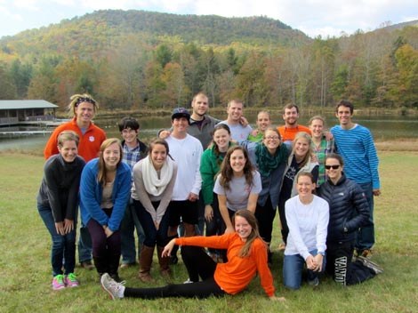 PSA-Fall-Retreat-2013